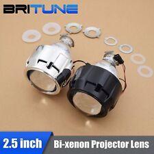 Upgrade 8.0 Mini HID 2.5'' Bi-xenon Projector Headlight Lens H1 H4 H7 Retrofit