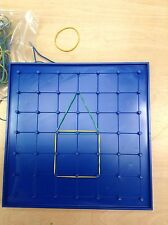 Set of 8 double sided Geoboards -60% off retail
