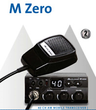 MIDLAND MZERO MARINE 27MHz CB,  BOAT RADIO COMPACT 27 MEG RADIO