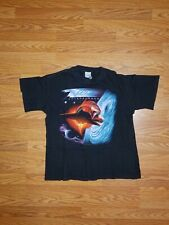 Vintage Rock 1986 Zz Top Afterburner Tour Xl Tshirt Spring Ford