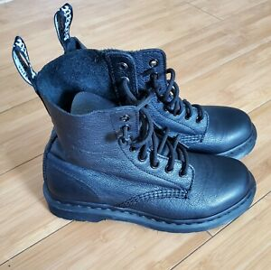 Dr. Marten's Pascal Mono Black Leather US 7