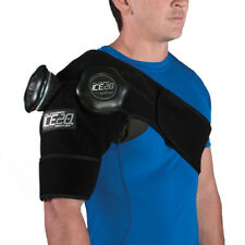 Ice20 Double Shoulder Ice Compression Wrap Ice-Dbl-Shoulder