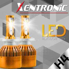 2 x Philips 160W 16000LM H4 9003 HB2 LED Headlight Kit High/Low Beam Bulbs 6000K
