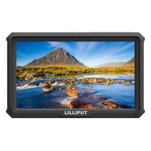Lilliput A5 5 Zoll 1920x1200 DSLR Camera Field Kamera Monitor 4K HDMI