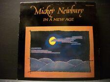 MICKEY NEWBURY: In A New Age LP AB-101