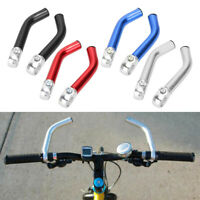 1Pair Bicycle Handlebar End Grips 22.2mm MTB Mountain Bike Handle Bar Ends