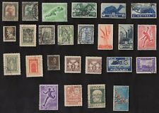 25 ITALIAN COLONIES All Different Stamps (C78)