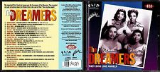 CD 1603 THE DREAMERS  THEY SING LIKE ANGELS