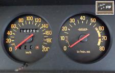 2 jeux d'aiguille + support Compteurs vitesse et compte-tours - Renault 5