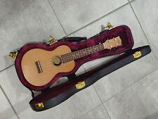 Maton Concert Ukulele (02/12) Blackwood + Original hard case
