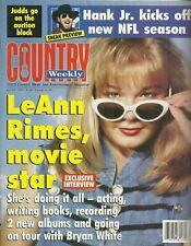 Country Weekly Magazine July 22 1997 LeAnn Rimes Deana Carter Lila McCann
