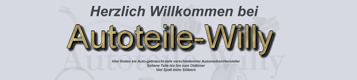 Autoteile-Willy