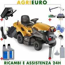 Trattorino tagliaerba Stiga Estate 5092 H motore B&S 500 cc- rasaerba con cesto
