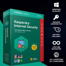 Kaspersky Total Security ✔ Internet Security Antivirus 1 Device ✔ ✔ 1 Year ✔