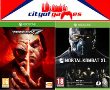 Tekken 7 & Mortal Kombat XL Bundle Xbox One Game New & Sealed