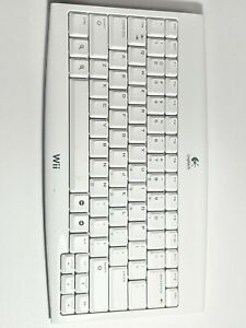 Wii keyboard (Logitech) Wireless with USB connector
