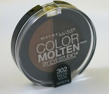New Maybelline Color Molten Eye Studio Duo Eye Shadow-302 Endless Mocha