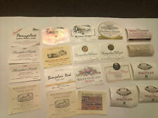 More details for rare beaujolais wine labels job lot 20 x david molyneux-berry collection (b)