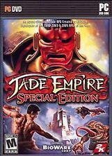 Jade Empire: Special Edition (PC, 2007)