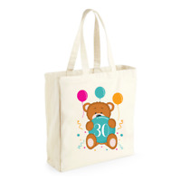 30th Birthday 1988 Gift Idea For Her Women Lady Shopping Bag Present Tote 30