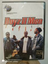 BOYZ II MEN: MUSIC IN HIGH PLACES (BMG) DVD NUOVO CELOPHANATO