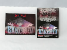 "SMALLVILLE SEASON 5 (Inkworks/2006) ""BANISHED"" FOIL CASE LOADER CARD #CL1"