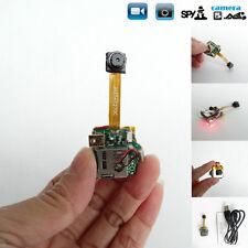 MINI  Tiny pinhole hidden camera Micro Recorder DVR portable nanny spy camera