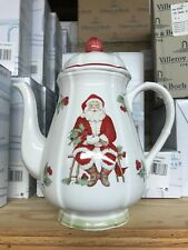 Villeroy & Boch JOY NOEL Coffee Pot