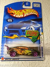 2002 HOT WHEELS CUSTOM COUGAR #28 FIRST EDITIONS No. 16 of 42