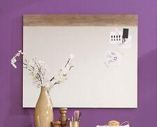 Spiegel Wandspiegel Garderobenspiegel Polo 80 x 65 für Flur Diele Eiche Canyon