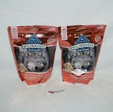 Blue Buffalo Wilderness Trail Treats for Dogs 2 Bags - 10oz Each (Exp. 3/20/21)