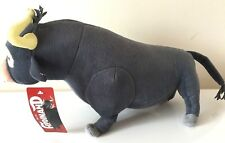 "FERDINAND LARGE 14"" LONG . NEW LICENSED PLUSH.THE BULL. STUFFED ANIMAL."