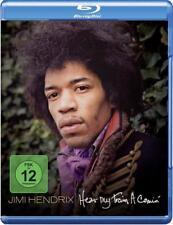 Hear My Train A Comin von Jimi Hendrix (2013), Neu OVP, Blu-ray Disc