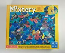 New - M?xtery Deep Trouble Jigsaw Puzzle 1000 Pieces Coral Reef Mystery Mixed Up