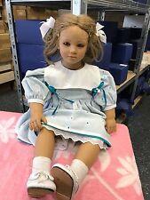 Annette Himstedt Puppe  Fiene  65 cm. Top Zustand