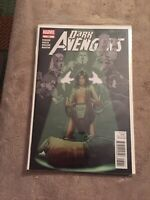 Dark Avengers #179 High Grade 1st Print Thunderbolts [Marvel Comics, 2012]