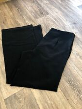 Jeager 14 Black Fit And Flare Dress Triousers  Buisness Black