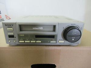 Sony Hi8 Recorder EVO-550H von Fachmann Gewartet NTSC 120Volt bitte beachten