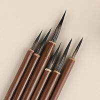 1/3PCS Hook Line Pen Drawing Paint Brushes Watercolor Art Supplies Gifts