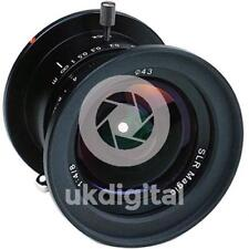 SLR magic 8mm F4 Lente MFT
