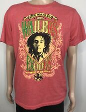 Bob Marley & The Wailers Exodus T-shirt XL Zion rootswear Jamaica collection