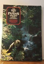 New China Pictures Book: The Secret World of Pandas (1990, Paperback)