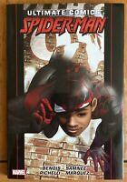 Ultimate Comics Spider-Man Bendis 2 Miles Morales Hard Cover GN HC