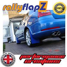 rallyflapZ adatta a SKODA OCTAVIA VRS 2nd Gen 04-10 Parafanghi Qty4 Blu 4mm PVC