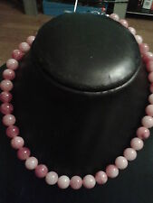 Collier en perles de jade, origine Chine