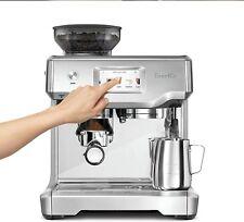 Breville Barista Touch BES880B Espresso Machine - Silver