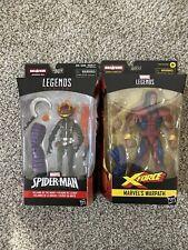 Marvel Legends- Warpath & Jack O Lantern