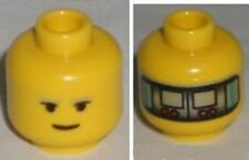 LEGO STAR WARS - Minifig, Head Dual Sided Alien / Implant Pattern (Lobot)