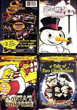 Christmas DVD Set C -  4-Pack Christmas Themed Movies