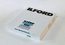 Ilford 100 Delta 4x5 25 sheets